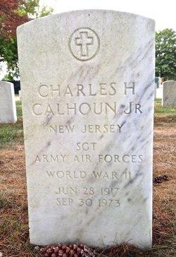 Charles H Calhoun, Jr