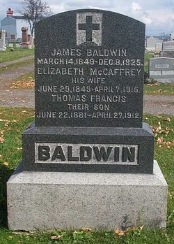 Elizabeth Bess <i>McCaffrey</i> Baldwin