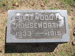Spotswood H Houseworth
