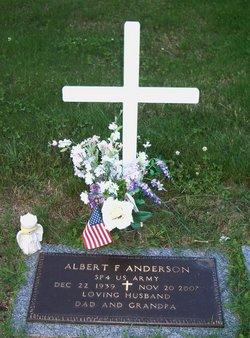 Albert F. Anderson