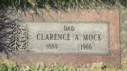 Clarence A Mock