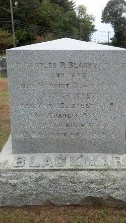Charles P Blackmar