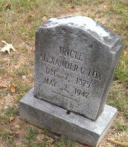 Alexander C. Fox