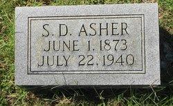 Samuel David Asher