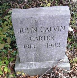 John Calvin Carter