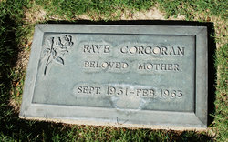 Zella Fay <i>Montgomery</i> Corcoran