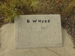 Bert W. Hyde