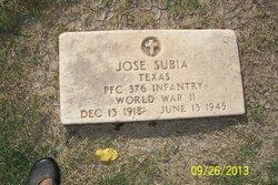 PFC Jose Subia, Jr