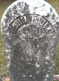 John Foulk
