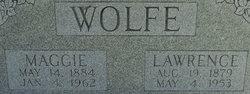 Magnolia Maggie <i>(Herd)</i> Wolfe