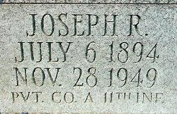 Joseph R Adams