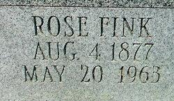 Rose <i>Faht</i> Fink