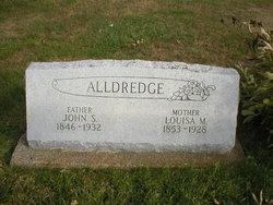 Louisa Mathes <i>Carter</i> Alldredge