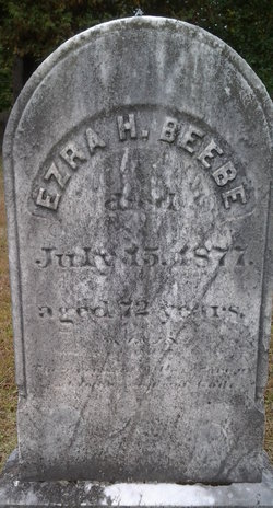 Ezra H. Beebe