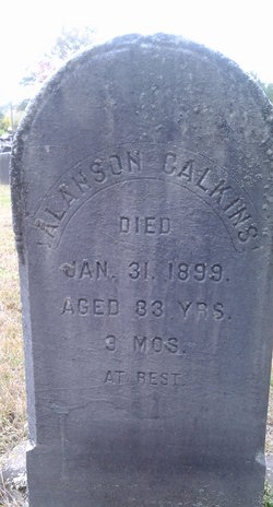 Alanson Calkins