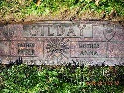Anna E. <i>Fitzharris</i> Gilday