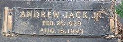 Andrew Jackson Jack Bradford, Jr