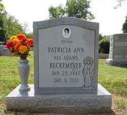 Patricia Ann <i>Adams</i> Beckemeyer