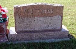 Helen <i>Mathe</i> Fletcher