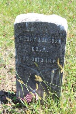 Pvt Henry Angburn