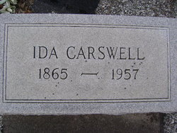 Ida Woodward Carswell