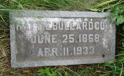 Hattie B. <i>Wilkinson</i> Bullard Cox