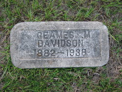 Geames Mosey Davidson