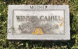 Winifred Esther Winnie <i>Foley</i> Cahill