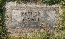 Esther Helen Cahill