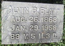 Alvin B Blatt