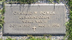 Charlie Wayne Buck Power