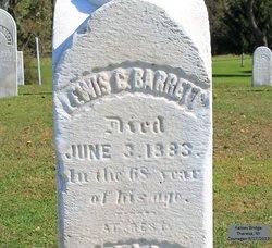 Lewis O Barrett