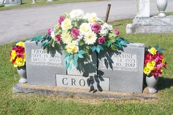 Mary Maxine <i>Duke</i> Croft