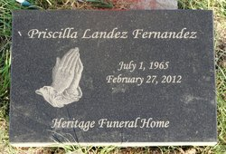 Priscilla <i>Landez</i> Fernandez