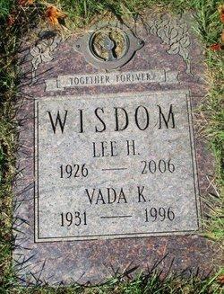 Lee H Wisdom