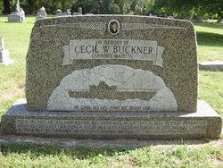 Cecil W Buckner