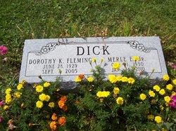 Dorothy K. <i>Fleming</i> Dick