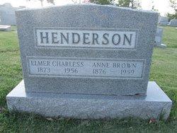 Elmer Charles Henderson