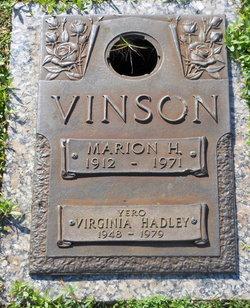 Virginia Gege <i>Hadley</i> Yero