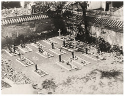 The Rebellion Cemetery of 1900