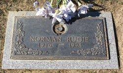 Norman Orlando Rudie