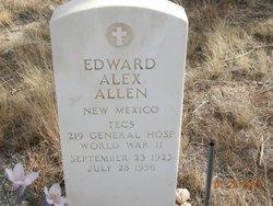 Edward Alex Allen