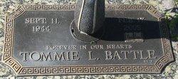 Tommie L Battle