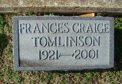 Frances C Tomlinson