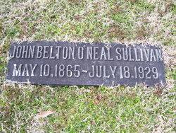 Belton O'Neal Sullivan