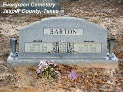 Iva Mae <i>Beck</i> Barton