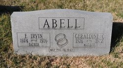 Francis Irvin Abell