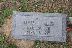 James Earl Jamie Allen