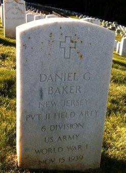 Daniel Gerrits Baker