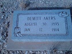 Demitt Akers
